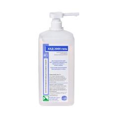 АХД 2000 гель 1л (Гигиеническая антисептика кожи)