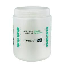 Маска для волос 1л для тонких волос с экстрактом морских водорослей ING