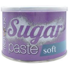 Сахарная паста для шугаринга SOFT 600гр Italwax