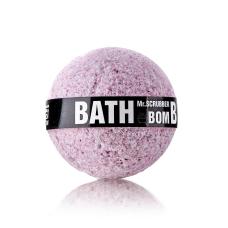 Бомба для ванны 200 гр Ежевика Blackberry Mr Scrubber