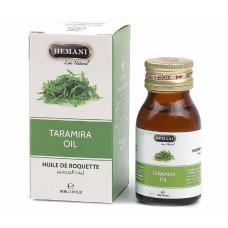 Масло усьмы для бровей и ресниц 10 мл Taramira oil Hemani