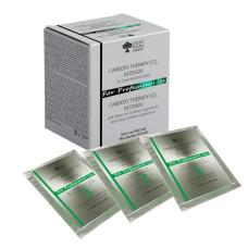 Карбокситерапия 150мл для лица (набор 3 геля - 15 саше по 10мл) на 5 процедур Green Pharm