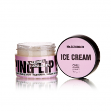 Скраб для губ 35 гр Wow Lips Ice Cream Mr Scrubber