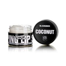 Скраб для губ 35 гр Wow Lips Coconut Mr Scrubber