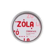 Паста для бровей 15 гр Eyebrow paste Zola