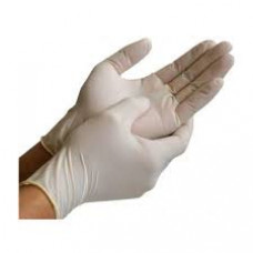 Перчатки латексные Medicom Safe Touch 8-9 L опудренные н/с 100 шт в уп
