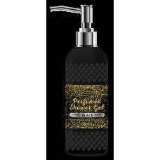 Крем-гель для душа 300мл парфюмированный Black Альянс Красоты