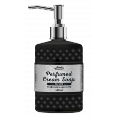 Мыло - крем жидкое 460 мл парфюмированное Silver Альянс Красоты