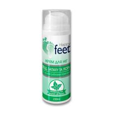 Крем для ног 150 мл От запаха и пота Happy Feet