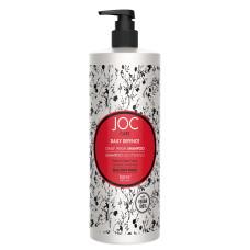 Шампунь для волос 1л ежедневный с экстрактом конопли и зеленой икрой JOC Barex