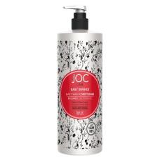 Кондиционер для волос 1л ежедневный с экстрактом конопли и зеленой икрой JOC Barex