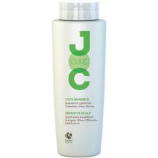 Шампунь для волос 250мл успокаивающий с экстрактом календулы, алтея и бессмертника JOC Barex