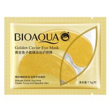 Патчи для глаз 2 шт гидрогелевые с золотом и икрой Golden Caviar Eye Mask Bioaqua