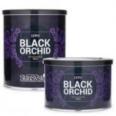Воск в банке 800 мл SkinSystem Черная орхидея