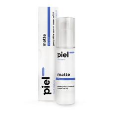 Крем для лица 50мл дневной с маттирующим эффектом SPF20 Matte Cream Piel