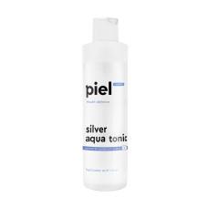 Тоник для лица 250мл увлажнение нормальной и комбинированной кожи Silver Aqua Tonic Piel
