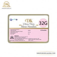 Игла G32х4mm инъекционная стерильная ультра тонкая DK Dermakor (50шт в уп)