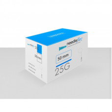 Канюля  25G x 50mm Needleflex Италия