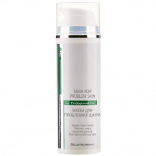 Маска для лица 150мл для проблемной кожи Green Pharm