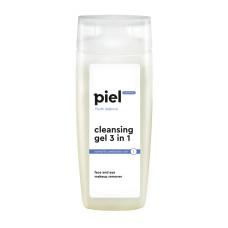 Гель для лица 200мл 3 in1 для умывания нормальной и комбинированной кожи Cleansing Gel  Piel