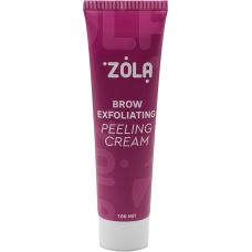 Крем-скатка для бровей 100мл Zola