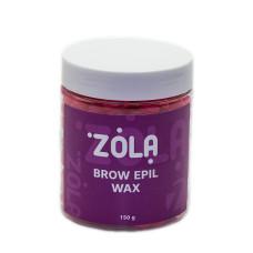 Воск для бровей 150гр Brow Epil Wax Zola